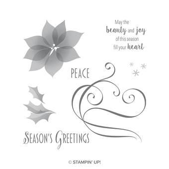 Stylish Christmas Stamp Set. www.MakingMemorieswithMichelle.com Stampin' Up! ©