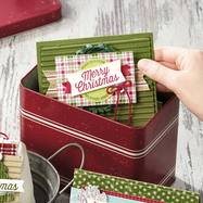 www.MakingMemorieswithMichelle.com Register for both October Clubs and receive a FREE Red Distressed Card Tin. Perfect for storing cards or gift giving! Michelle@MakingMemorieswithMichelle.com Stampin' Up! © 2018