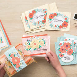 www.MakingMemorieswithMichelle.com Made to Bloom All-Inclusive Card Kit