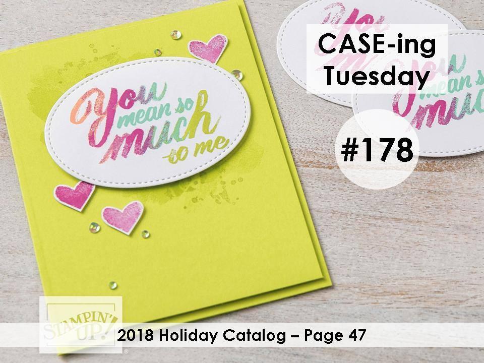 www.MakingMemorieswithMichelle.com #CaseingTuesday178