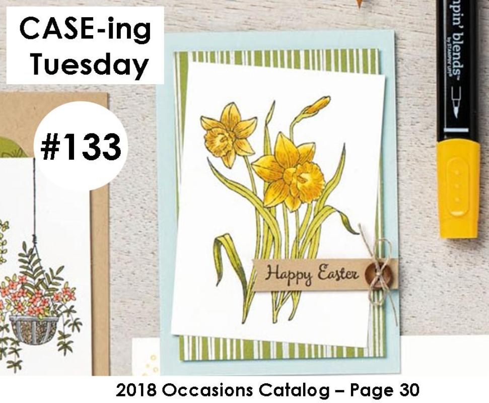 CASE-ing Tuesday #133: You're Inspiring