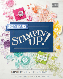 Need a new catalog? Live in the US? I'd be happy to send you one! (Please contact your current demonstrator, if you already have one). Making Memories with Michelle. Stampin' Up! © 2018