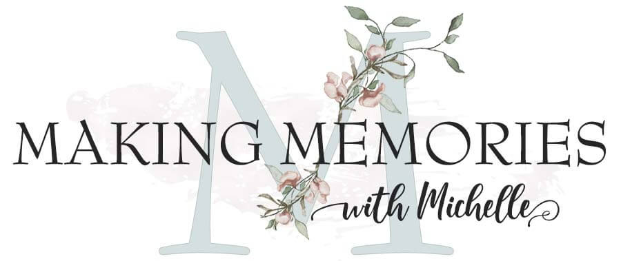 Michelle Zanavich, Making Memories with Michelle logo