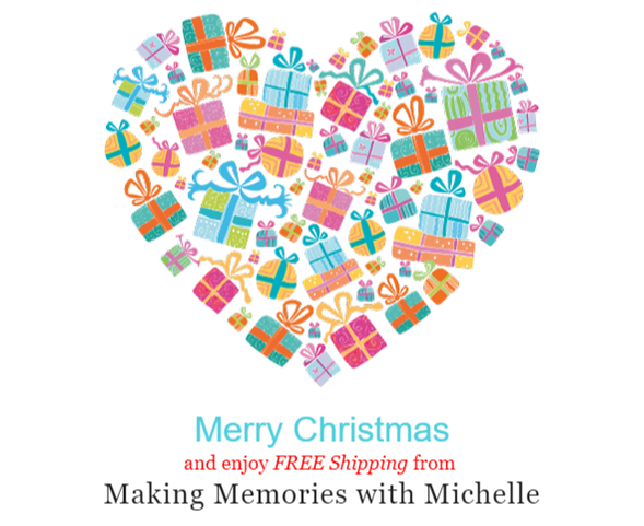 www.MakingMemorieswithMichelle.com Simply shop my store and place your order, using Host Code: A47NSBVS. I will refund your shipping via PayPal by 12/31.