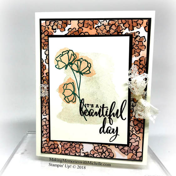 Share What You Love Suite!    www.makingmemorieswithmichelle.com  Stampin' Up! © 2018