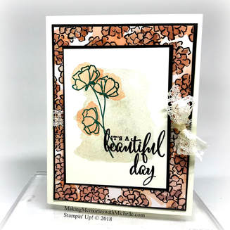 PictureShare What You Love Suite!    www.makingmemorieswithmichelle.com  Stampin' Up! © 2018