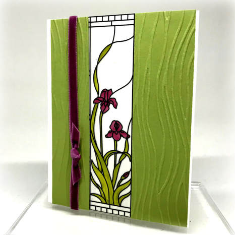 Graceful Glass Vellum Specialty Paper. www.MakingMemorieswithMichelle.com Stampin' Up! © 2018