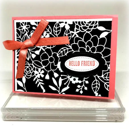 Delightfully Detailed Laser-Cut Specialty Paper. www.MakingMemorieswithMichelle.com © Stampin' Up! 2018