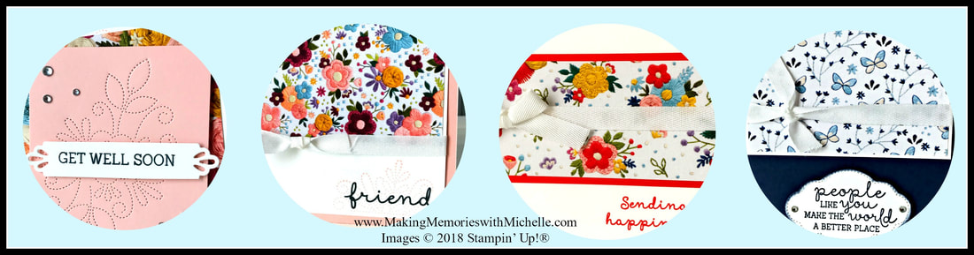www.MakingMemorieswithMichelle.com ny order of $25 or more will receive a free Needlepoint Nook Tutorial. Simply use the March Host Code: C4CYEDDB and I'll email you the tutorial right away.
