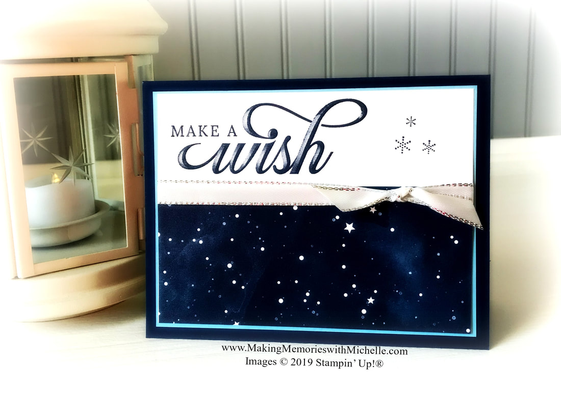 www.MakingMemorieswithMichelle.com Product of the Week: Life is Grand Distinktive Stamp Set #SimpleStamping