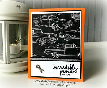 www.MakingMemorieswithMichelle.com Classic Garage