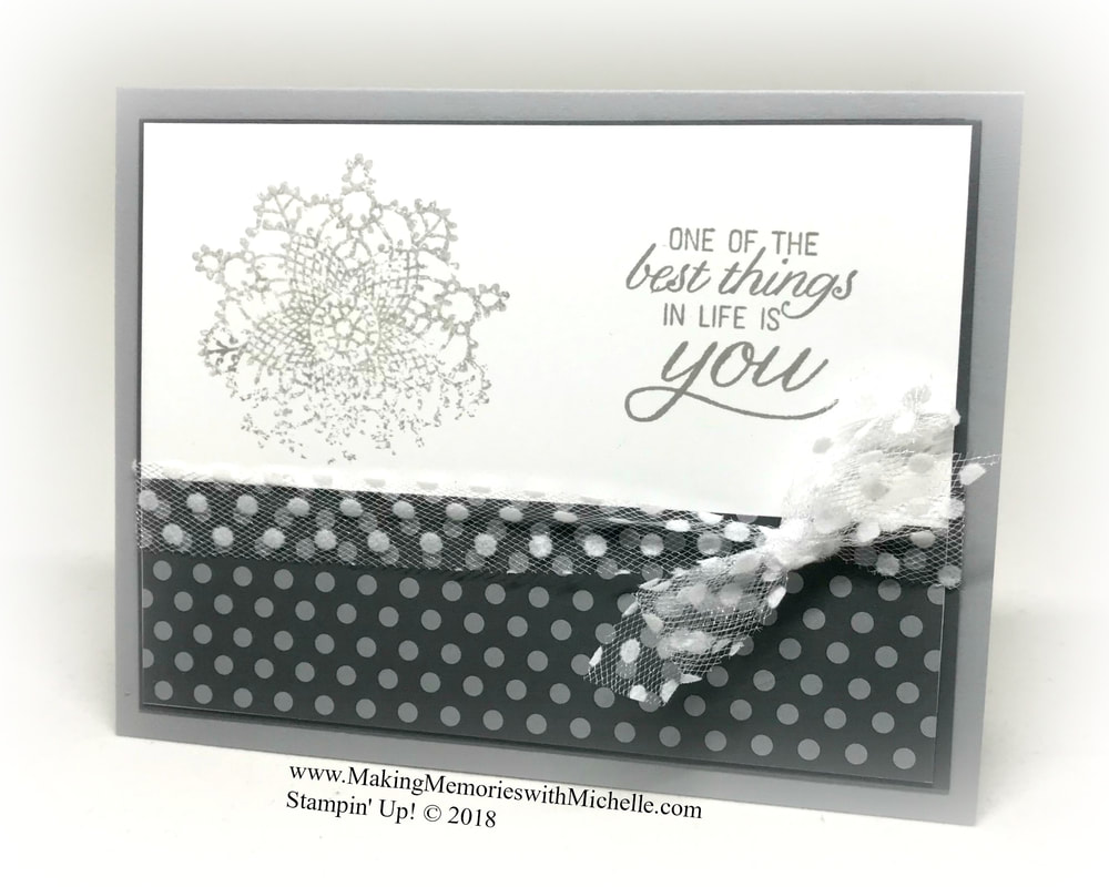 August Customer Special: Spend $50 and receive the Very Vintage Host Stamp Set for FREE. (Host code: NB9A3A4V) www.michelleirinyi.stampinup.net Stampin' Up! © 2018