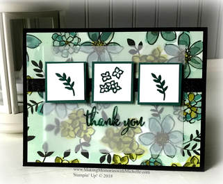 #CASEingTuesday149 Share What You Love Suite. www.MakingMemorieswithMichelle.com Stampin' Up! © 2018
