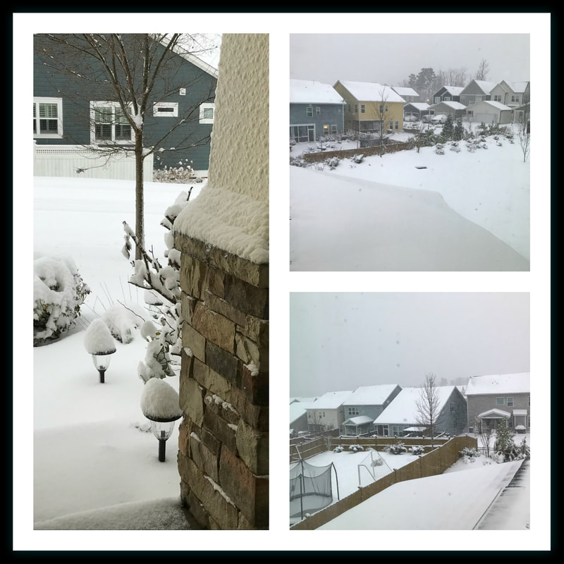 www.MakingMemorieswithMichelle.com Snow days are perfect for staying indoors and crafting!