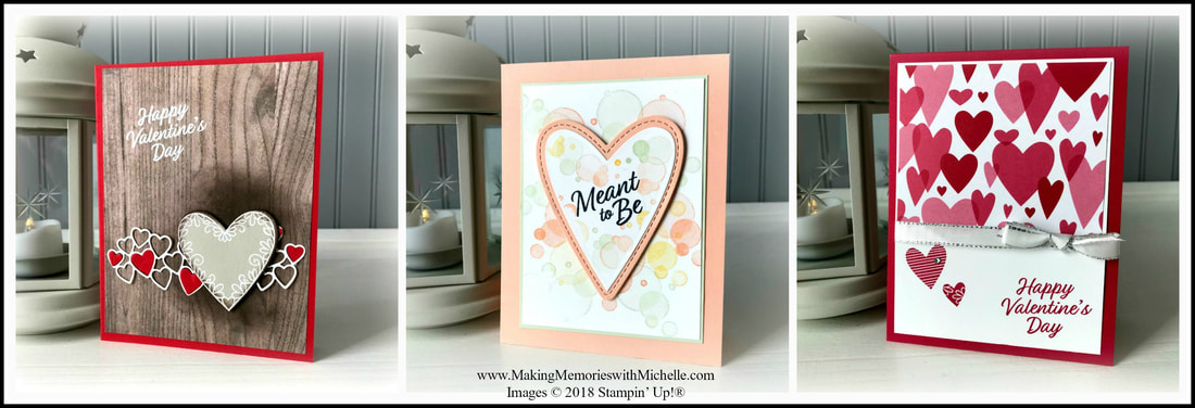www.makingmemorieswithMichelle.com  Try my no-obligation card club. We're making 6 cards (2 each of 3 designs) + one framed 3-D project. Deadline to register is January 15; Club is the last Saturday of the month. In person or to go.