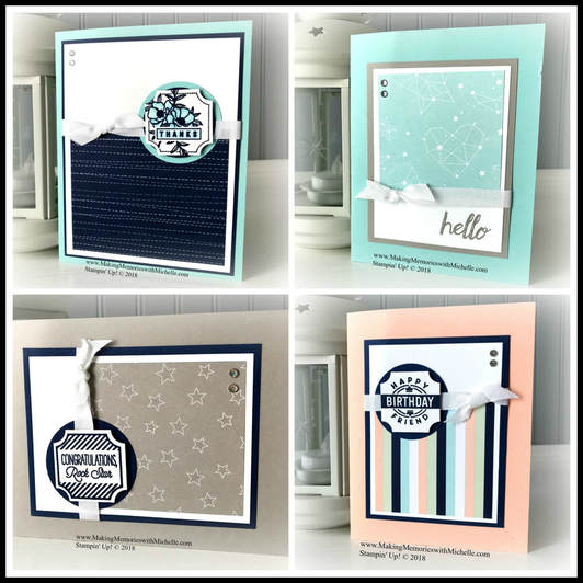 PictureThere are 2 full kits available for this Darling Label Punch Box Class. Email me to claim your kit. Michelle@MakingMemorieswithMichelle.com
