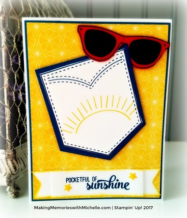 Pocketful of Sunshine. Bye bye bundles. Current bundle savings will be gone June 1. Making Memories with Michelle. Stampin' Up! © 2018