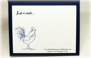 www.MakingMemorieswithMichelle.com Home to Roost