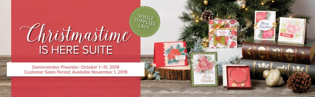 Making Memories with Michelle Christmastime is Here Suite