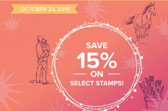 Stampin' Up! 24-hour Stamp Sale