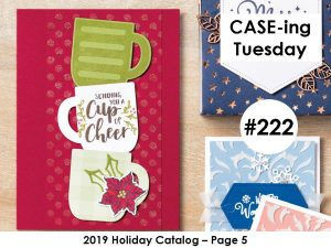 CASEing Tuesday 222