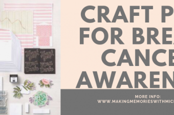 Craft Pink for Breast Cancer