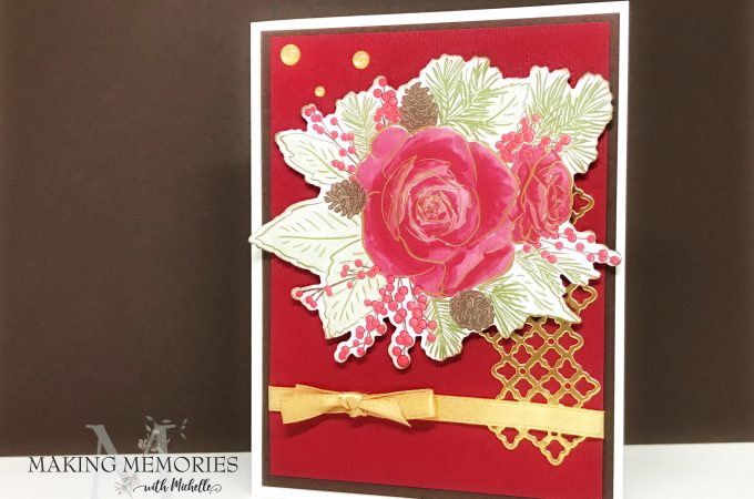 Stampin' Up! Christmastime is Here Suite