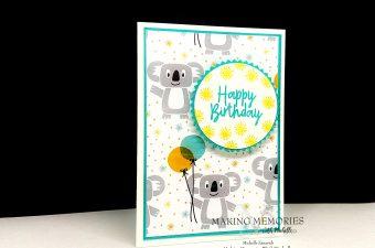 Making Memories with Michelle Birthday Bonanza