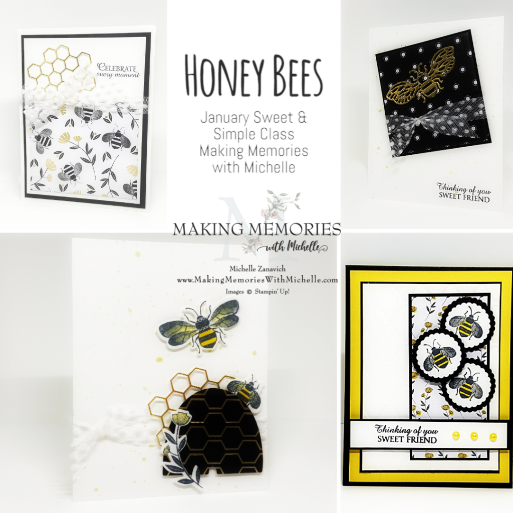 Making Memories with Michelle Honey Bees