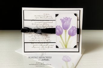 Making Memories with Michelle Timeless Tulips