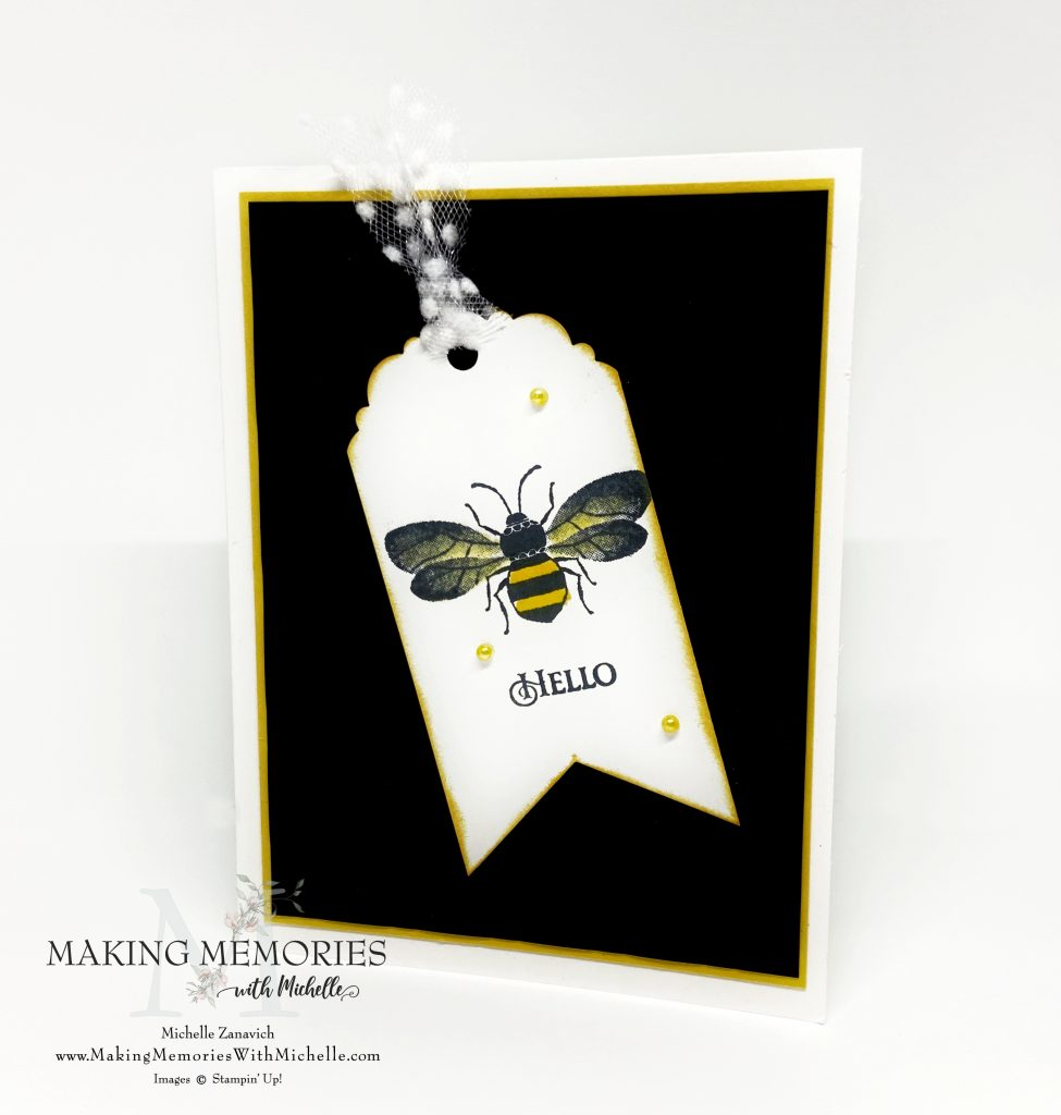 Making Memories with Michelle Stamping Bee