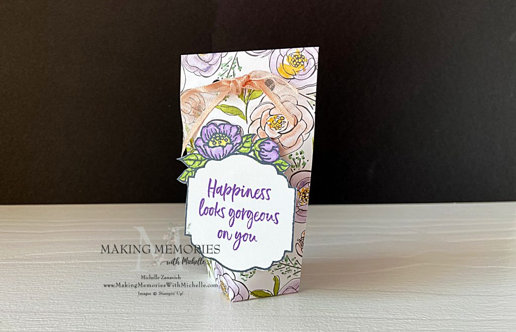 Making Memories with Michelle Gift Bag