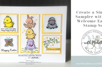 Making Memories with MIchelle Easter Sampler