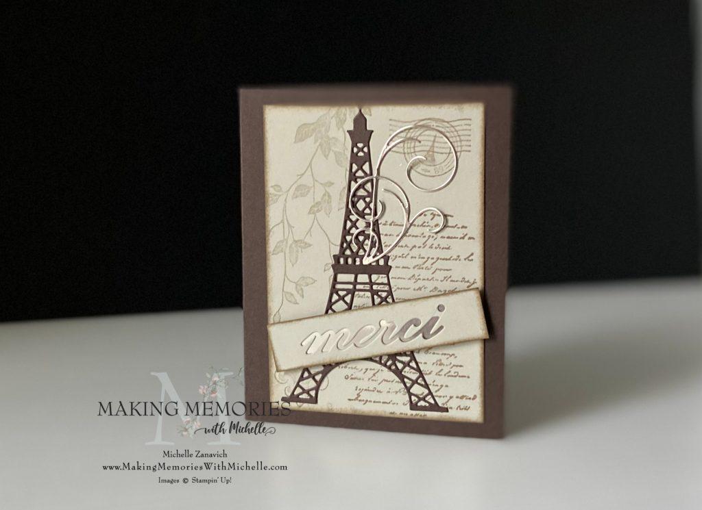 Making Memories Parisian Beauty