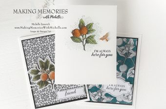 Making Memories with Michelle Botanical Prints