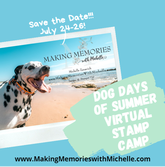 Making Memories with Michelle Virtual Retreat