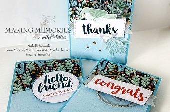Making Memories with Michelle Kits