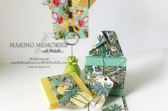Making Memories with Michelle Shirt Card