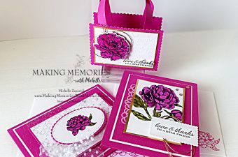 Making Memories with Michelle Prized Peony