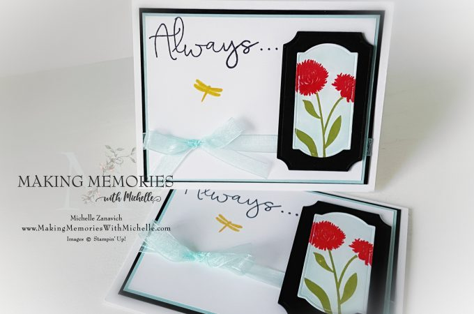 Making Memories with Michelle Field of Flowers
