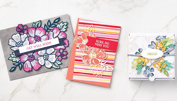 Making Memories with Michelle Blossoms in Bloom