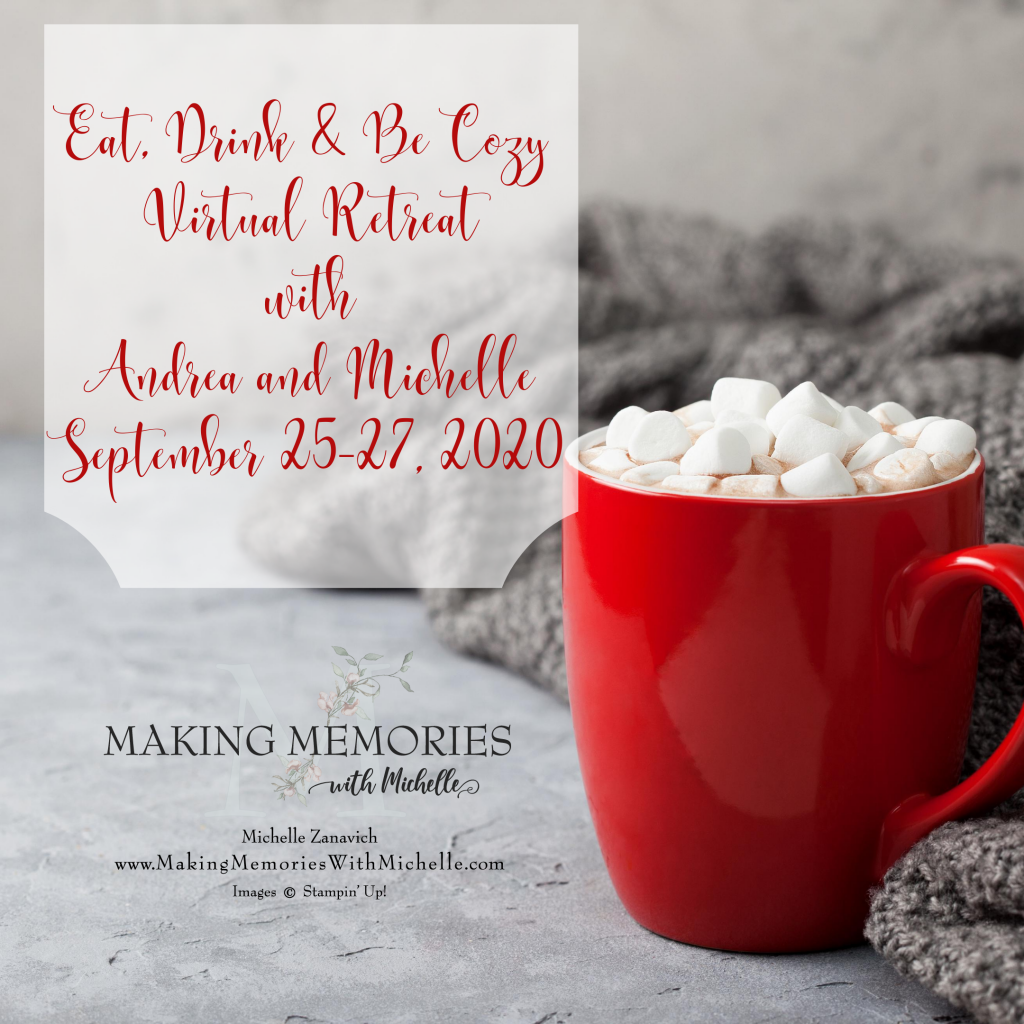 Making Memories with Michelle Holiday Retreat