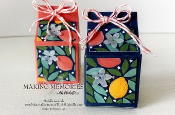 Making Memories with Michelle Box