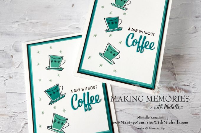 Making Memories with Michelle Coffee