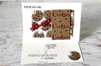 Making Memories with Michelle Cookies